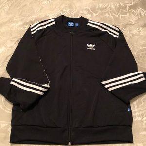 Adidas Originals superstar track jacket!